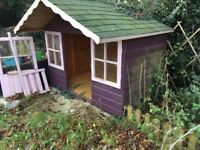 Wendy house/summer house
