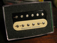 HSS Pickup set for Fender Strat etc. Seymour Duncan TB-4/ Lace Sensor Silver/ Blue.
