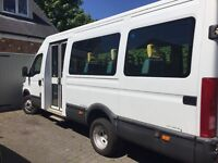 Iveco daily 17 seat mini bus