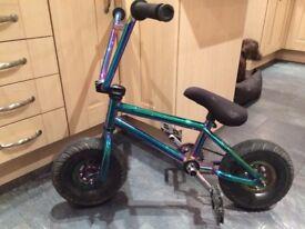 BMX Bike - Mini in Rainbow colours TeamDogz