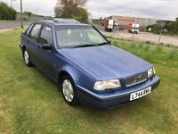 L REG VOLVO 440 1.8 Li 5DR-2 OWNERS-GENUINE 51K MILES-VERY CLEAN & TIDY FOR YEAR-FUTURE CLASSIC