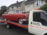 AB CAR TRANSPORT, jumpstart, car transport, winch, towing, recovery truck, breakdown recovery