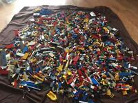 13kg mixed vintage lego