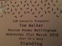 Tom Walker Gig Tickets - Rescue Rooms Nottingham, 21st March