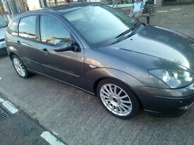 Ford focus st170 2.0lt 03 plate 6 speed