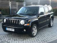Jeep Patriot 2.4 Limited 4x4 5dr HPI CLEAR ,NAV