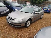 2005 Saab 9-3 1.8 i Linear 1 owner since new