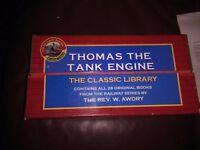 thomas the tank collectors addition books