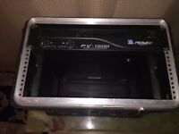 PEAVEY 1500 PA POWER AMP in RACK