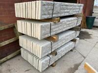 Reinforced Rockface Base Panels