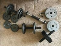Home Gym Work Bench Multi Gym Weights
