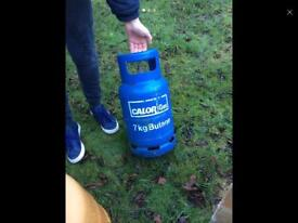 Gas canisters x 2