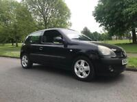 Renault Clio 1.2 Petrol only 52k