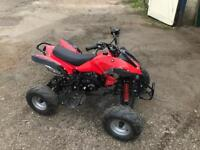 125cc interceptor quad