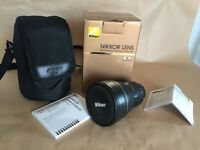 Nikon 14-24mm F2.8G ED AF-S Ultra-Wide Zoom Lens: Hardly used. Perfect condition. Original packaging