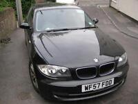2007 BMW 118d - good overall condition with visually confirmed gearbox input shaft bearing damage