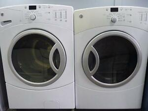 33- GE Laveuse Sécheuse Frontales Frontload Washer Dryer