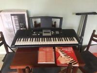 Yamaha keyboard PSR-E223