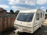 Sterling Eccles 4 berth caravan