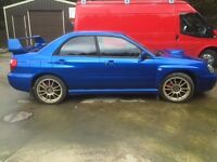 2005 Subaru Impreza 2.0 sport non turbo