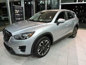 2016 Mazda CX-5 GT TECH PKG GPS...