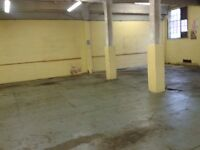 2497 sq.ft. Ground Floor Unit - Storage/Workshop