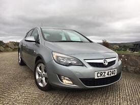 2011 Vauxhall Astra 1.7 Cdti SRI 5 door. 42k Miles. Finance Available