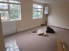 Newly refurbished studio flat on the second floor