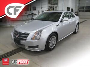 2011 Cadillac CTS4 Luxury AWD