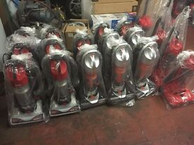 Vax upright and cylinder hoovers All with warranty