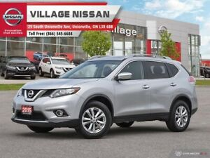2015 Nissan Rogue SV NO ACCIDENTS! ONE OWNER!