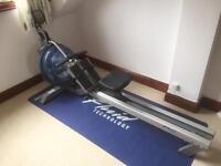 First Degree Fluid Rowing Machine E316