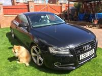 2007 Audi A5 3.0 quattro, full test and service history