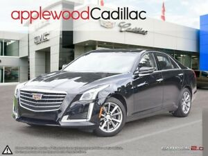 2018 Cadillac CTS 3.6L Luxury 3.6L V6, AW3D, NAVIGATION, PANO...