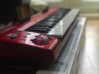 Behringer U-Control UMX490 49-Key USB/MIDI Controller Keyboard