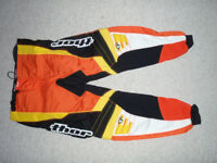 Thor Motocross Trousers Size 38