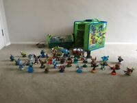 Skylanders Games and Figures for Nintendo Wii