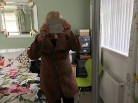 Joe browns designer wool coat