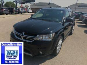 2014 Dodge Journey R/T LOADED LEATHER SUNROOF NAVI
