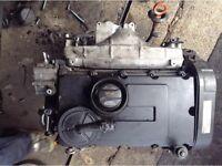Audi A3 8P BKD Diesel engine