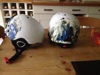 Trespass ski helmets - adult size