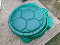 Little Tikes Turtle Sandpit/ Pool