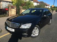 2010 Mercedes-Benz C Class 1.8 C180 SE 4dr *Low Mileage* Full Leather *Immaculate *3-Months Warranty