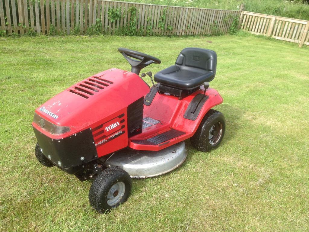 Toro Wheel Horse 12 32 Lawn Tractor
