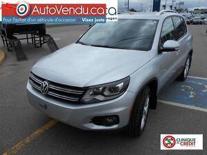 2014 Volkswagen Tiguan Comfortline (90$/Sem.)*