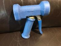 Brandnew Blue Brass Dinga gun heavy duty wash with lock.