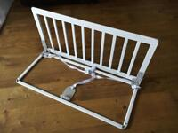 Children's bed rail/guard (fall protection)