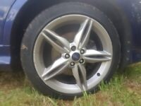 Ford kuga 19 inch alloys 2015
