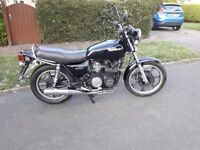 Great Condition 1982 Kawasaki Z650 with MOT