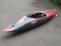 Single seater Dagger RPM kayak